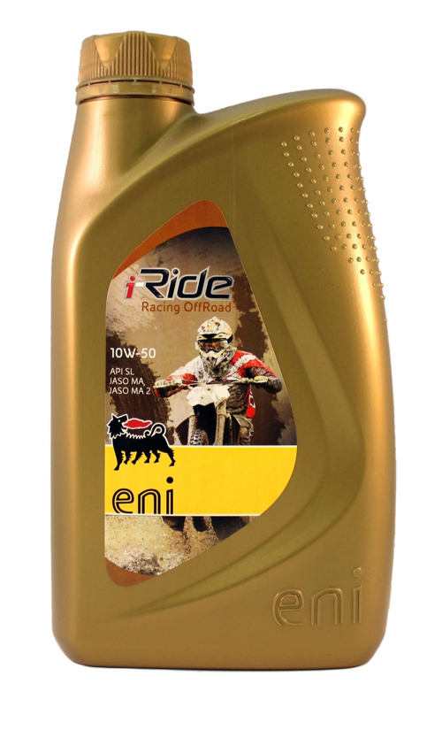Olej eni i-Ride racing offroad 10W-50, 1l